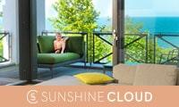 Ferienwohnung Sellin Rügen Sunshine Cloud