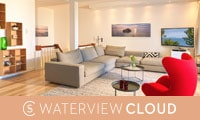 Ferienwohnung Sellin Rügen Waterview Cloud