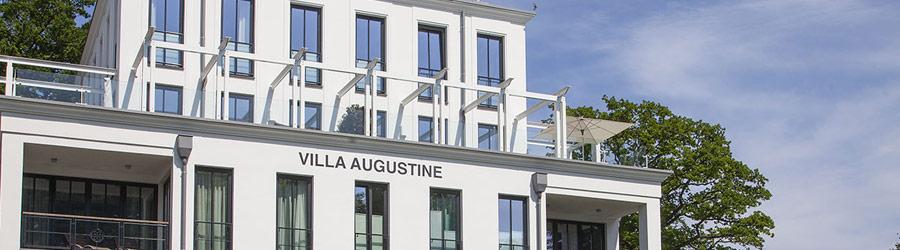 Ferienwohnung Rügen Villa Augustine Binz