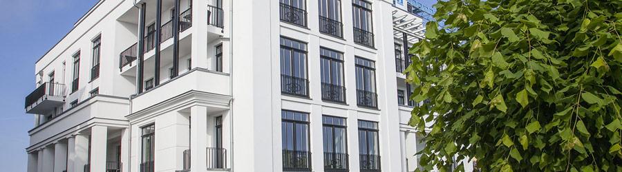 Ferienwohnung Rügen Villa Philine Sellin