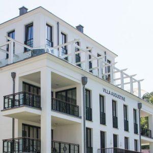 Ferienwohnung Binz Rügen Villa Augustine